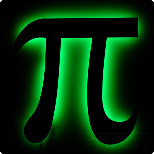 ... of buzz about the number pi lately must be with pi day coming up march
